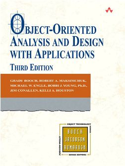 Object-oriented design and Analyses, Grady Booch, Ivar Jacobson