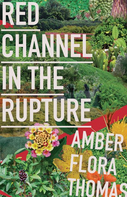 Red Channel in the Rupture, Amber Flora Thomas