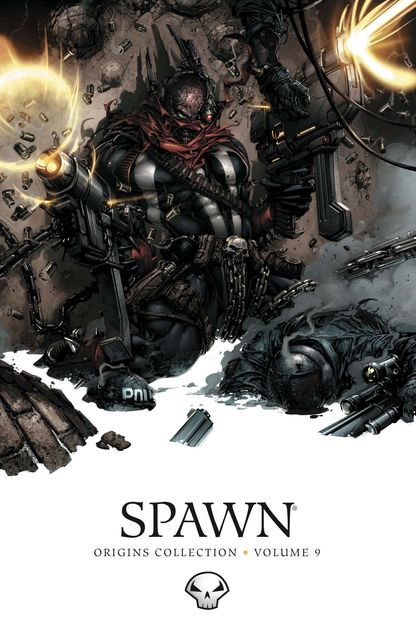Spawn Origins Collection Volume 9, Todd McFarlane, Greg Capullo Illustrated by, Tony Daniel Illustrated by