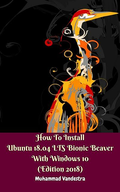 How to Install Ubuntu 18.04 LTS Bionic Beaver With Windows 10 (Edition 2018), Muhammad Vandestra, Dragon Promedia Studio