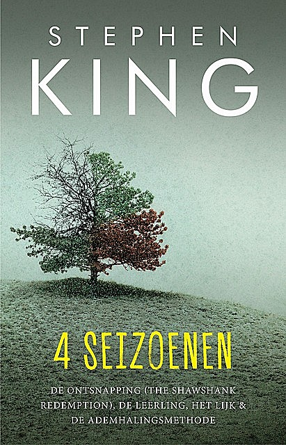 4 seizoenen, Stephen King