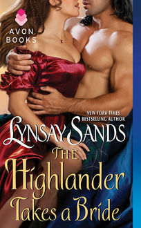 The Highlander Takes a Bride, Lynsay Sands