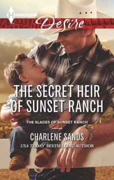 The Secret Heir of Sunset Ranch, Charlene Sands