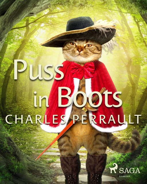 Puss in Boots, Charles Perrault