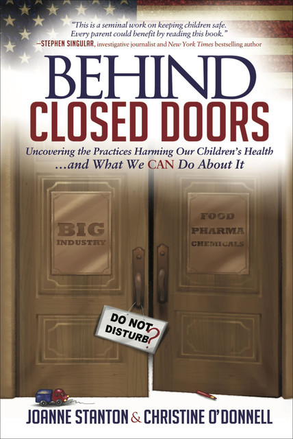 Behind Closed Doors, Christine O'Donnell, Joanne Stanton