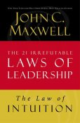 The Law of Intuition, Maxwell John