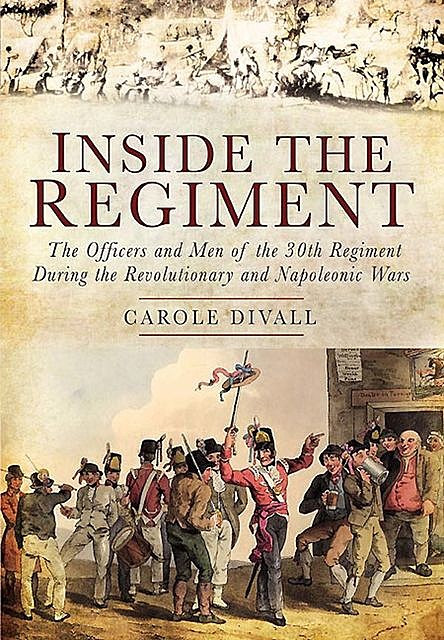 Inside the Regiment, Carole Divall
