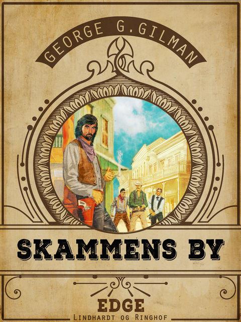 Skammens by, George G. Gilman