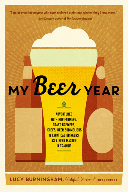 My Beer Year, Lucy Burningham