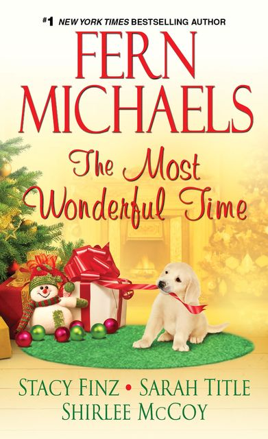 The Most Wonderful Time, Shirlee McCoy, Fern Michaels, Stacy Finz, Sarah Title