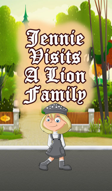 Jennie Visits a Lion Family, Speedy Publishing