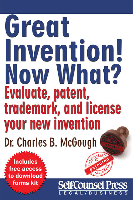 Great Invention! Now What?, Charles B.McGough