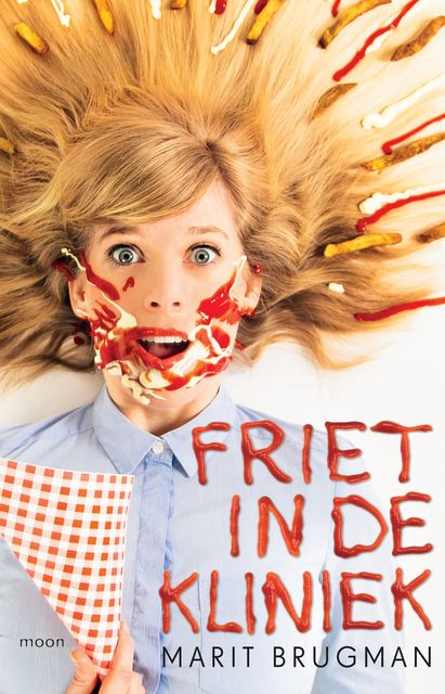 Friet in de kliniek, Marit Brugman