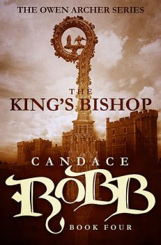 The King's Bishop, Candace Robb