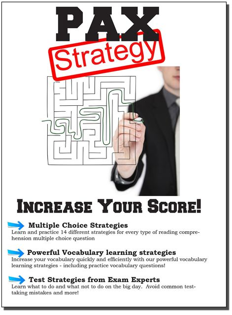 NLN PAX Test Strategy, Complete Test Preparation Inc.