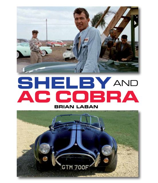 Shelby and AC Cobra, Brian Laban