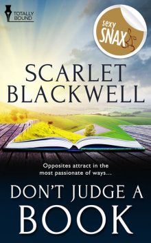 Don't Judge a Book, Scarlet Blackwell
