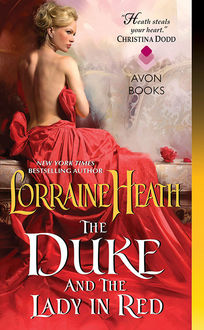 The Duke and the Lady in Red, Lorraine Heath