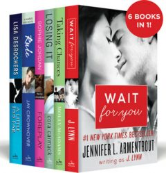 The Between the Covers New Adult 6-Book Boxed Set, Jennifer Lynn Armentrout