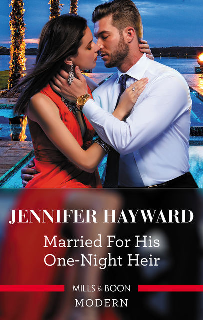 Married For His One-Night Heir, Jennifer Hayward