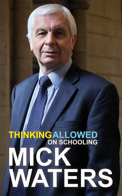 Thinking Allowed, Mick Waters