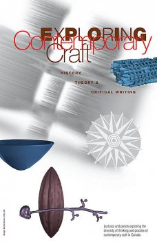 Exploring Contemporary Craft, C.M., Jean Johnson