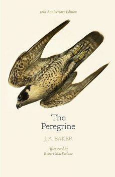 The Peregrine: 50th Anniversary Edition, J.A.Baker