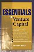 Essentials of Venture Capital, Alexander Haislip