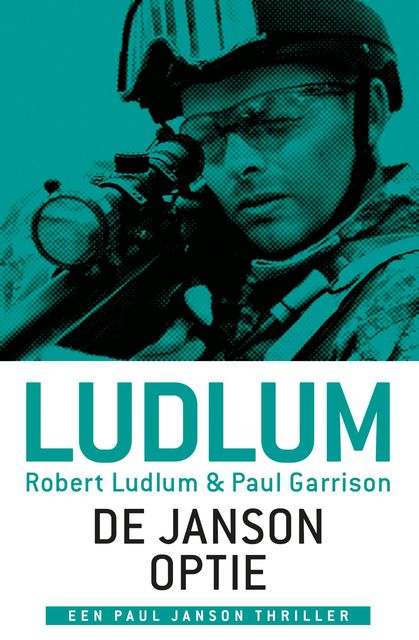 De Janson optie, Robert Ludlum, Paul Garrison