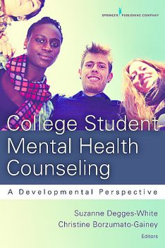 College Student Mental Health Counseling, Christine Borzumato-Gainey, Suzanne Degges-White