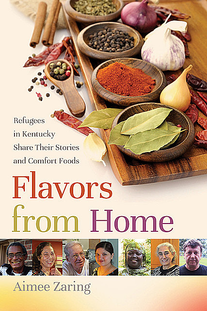 Flavors from Home, Aimee Zaring
