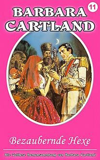 Gypsy Magic, Barbara Cartland