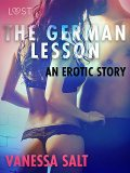 The German Lesson – An Erotic Story, Vanessa Salt