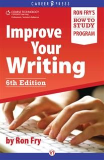Improve Your Writing, Ron Fry