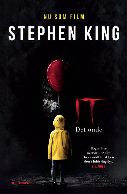 It – Det onde, Stephen King