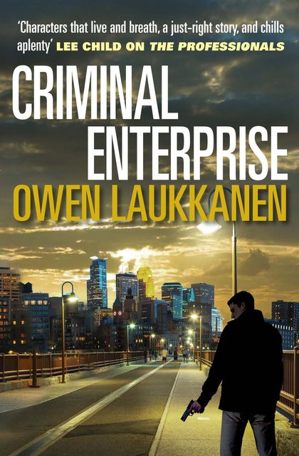 Criminal Enterprise, Owen Laukkanen