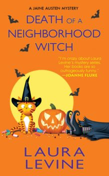 Death of a Neighborhood Witch, Laura Levine