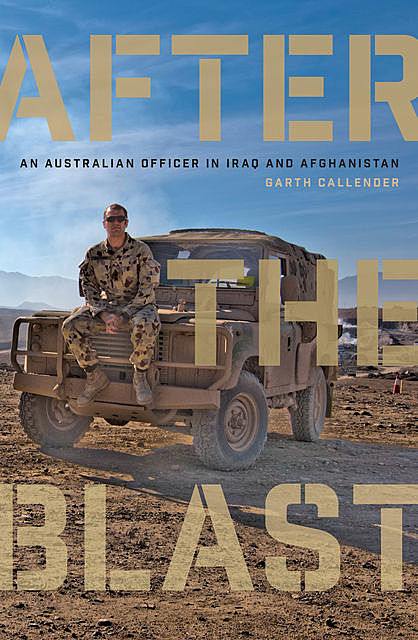 After the Blast, Garth Callender