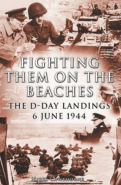 Fighting them on the Beaches, Nigel Cawthorne