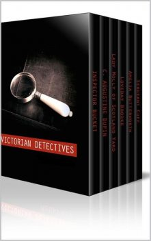 Victorian Detectives Multipack – The Moonstone, Bleak House, Lady Molly of Scotland Yard and More (26 books total, 190 illustrations, essays, audio links), Various Artists