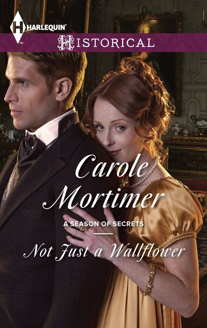 Not Just a Wallflower, Carole Mortimer