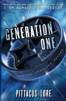 Generation One, Pittacus Lore