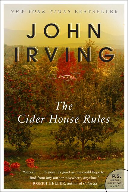 The Cider House Rules, John Irving