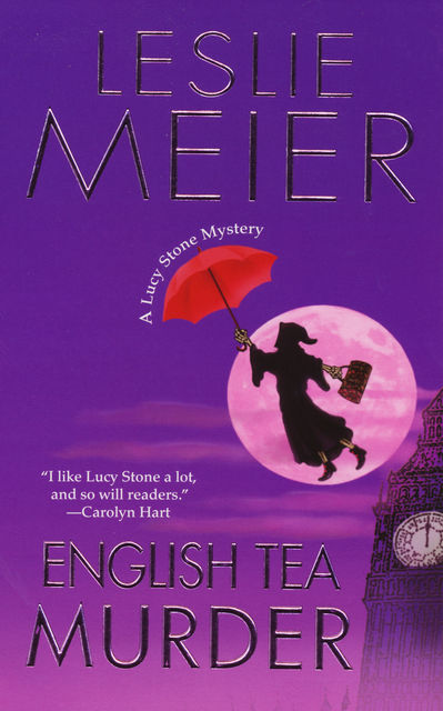 English Tea Murder, Leslie Meier