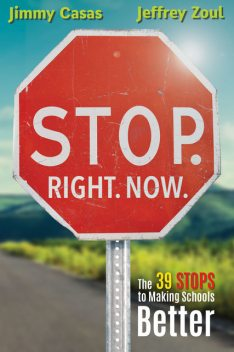 Stop. Right. Now, Jimmy Casas, Jeff Zoul