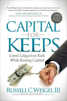 Capital For Keeps, Russell C. Weigel