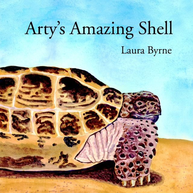 Arty's Amazing Shell, Laura Byrne