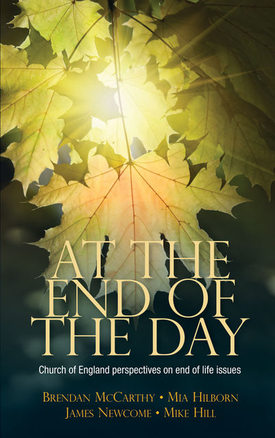 At the End of the Day, Brendan McCarthy