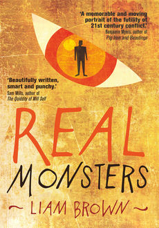 Real Monsters, Liam Brown