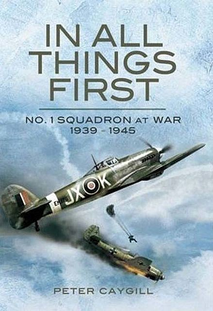In All Things First, Peter Caygill
